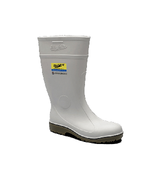 Blundstone Men's or Women's Food Industry Safety Gumboots #Style 006 (White)