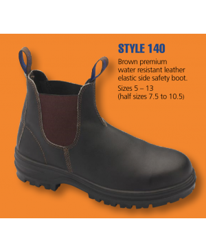Blundstone X-Foot Premium Safety Boots - Style 140