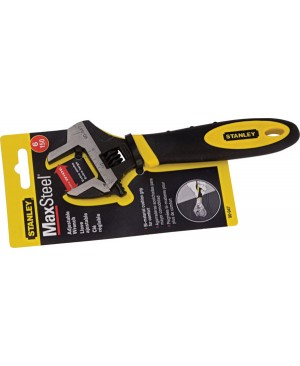 Stanley Maxsteel Adjustable Wrenches