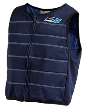 Thorzt Chilly Vest - Blue (Extra Large)