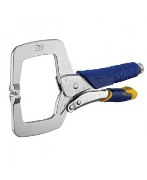 Irwin Fast Release™ Locking C-Clamps with Regular Tips