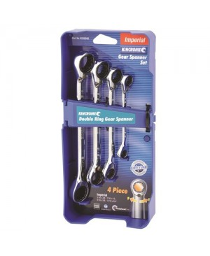 Kincrome Double Ring Gear Spanner Set