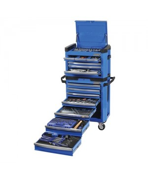 """Kincrome Tools Only - Contour® Tool Workshop 592 Piece 1/4, 3/8 & 1/2"""" Square Drive"""