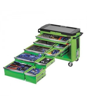 """Kincrome Contour® Tool Trolley 485 Piece 1/4, 3/8 & 1/2"""" Square Drive"""