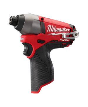 """Milwaukee M12 FUEL™ 1/4"""" Hex Impact Driver (Tool only)"""