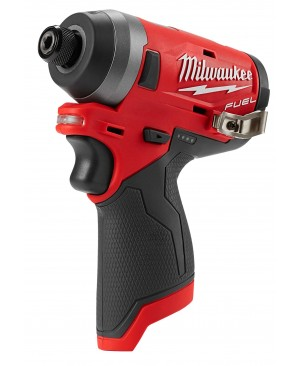 """M12 FUEL 1/4"""" Hex Impact Driver (Tool Only)"""