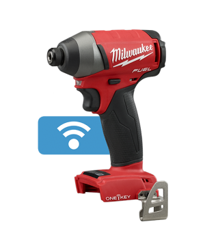"""Milwaukee M18 FUEL™ w/ ONE-KEY™ 1/4"""" Hex Impact Driver (Tool only)"""