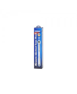 Kincrome Micrometer Torque Wrench Square Drive