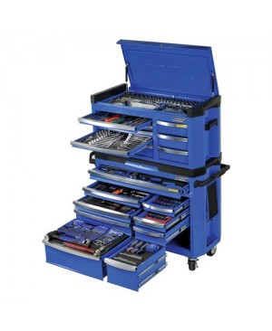 """Kincrome Tools Only - Contour® Tool Workshop 470 Piece 1/4, 3/8 & 1/2"""" Square Drive"""