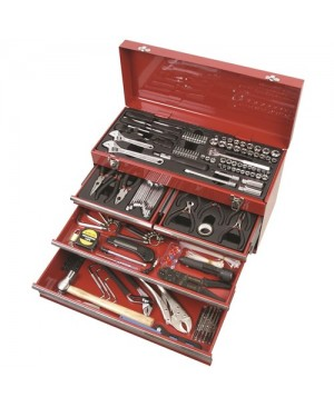 """Kincrome Tool Chest 300 Piece 1/4"""" & 3/8"""" Square Drive"""