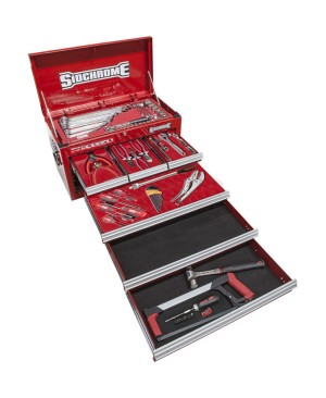 Sidchrome 101 Piece Metric Top Chest Kit