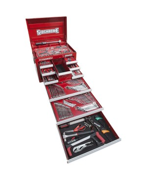Sidchrome 260 Piece Metric/AF Top Chest Kit