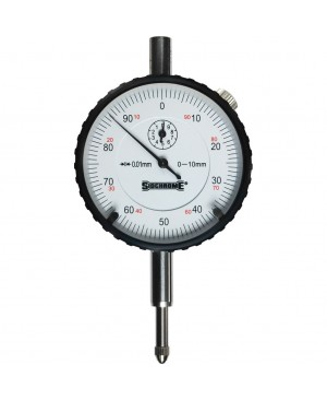 Sidchrome 0-10mm Dial Indicator
