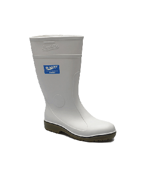 Blundstone Men's or Womens Food Industry Pull-On Gumboots #Style 004 (White)