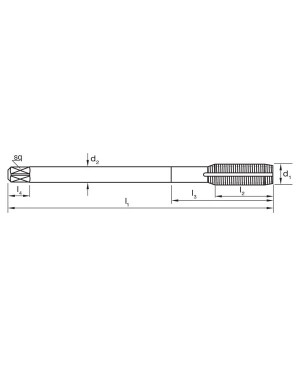 Sutton Tools-Thread Forming Taps – N T773-T7731406