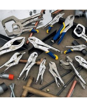 Irwin The Original™ Long Nose Locking Pliers with Wire Cutter