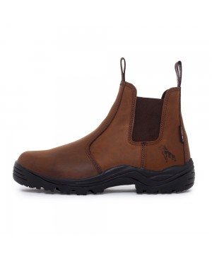 MACK SAFETY BOOTS