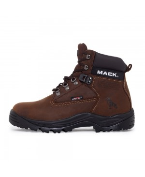 MACK ULTRA CASUAL LEATHER BOOTS
